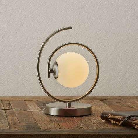 Unusual LED table lamp Ensemble-3502604-31