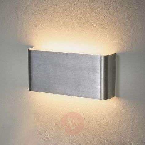 Upward and downward shining LED wall lamp Angelina