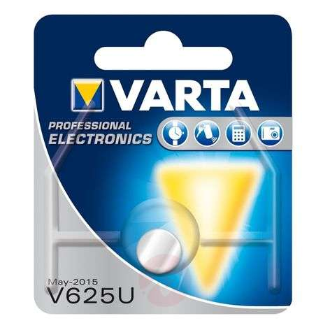 V625U 1.5 V button cell from VARTA