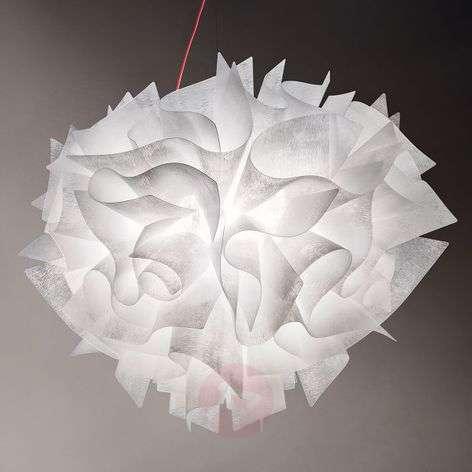 Veli Couture Medium designer hanging lamp