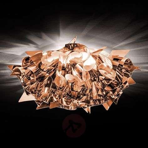 Veli Mini - designer ceiling light in copper