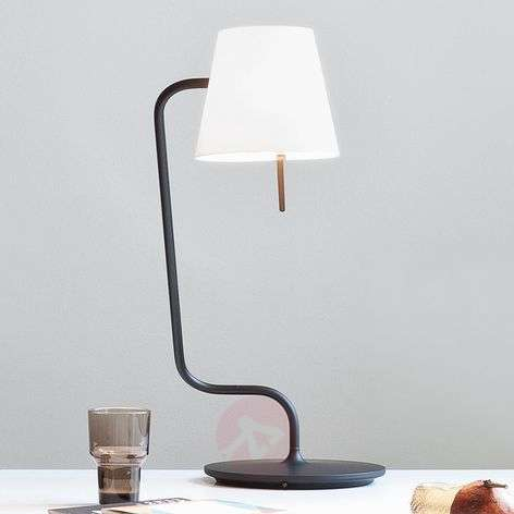 Versatile designer table lamp Elane