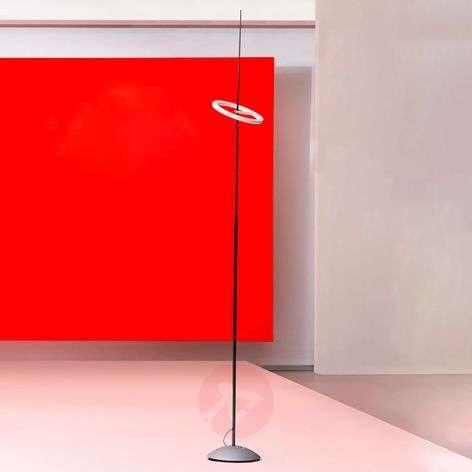 Versatile LED designer floor lamp Ringelpiez