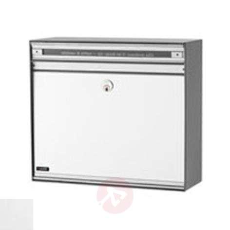 Versatile letterbox SC135 with aluminium front