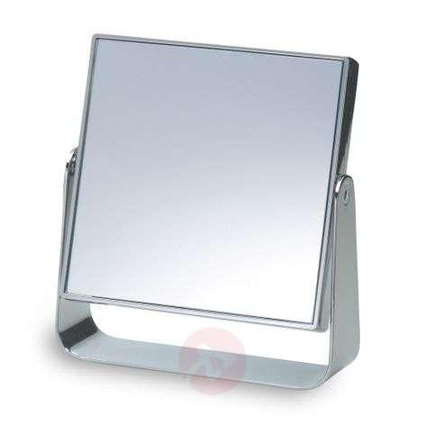 VERTEX elegant cosmetic pedestal mirror, 5x