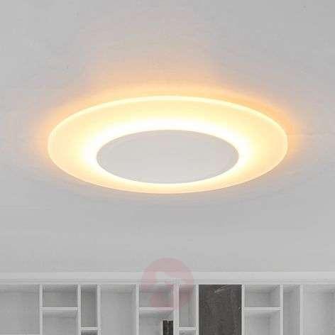 Very flat ceiling light LED Flat -1,200 lumens