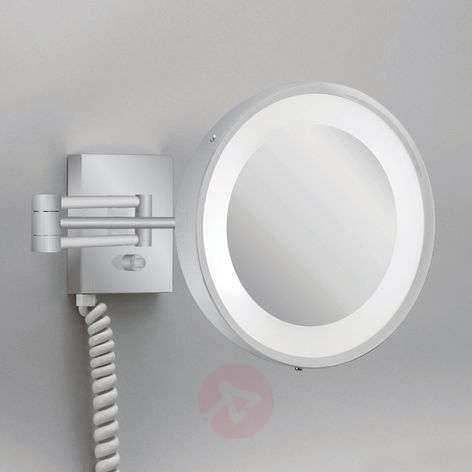 VISIO illuminated cosmetic wall mirror