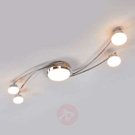 Vitus - LED ceiling lamp in chrome