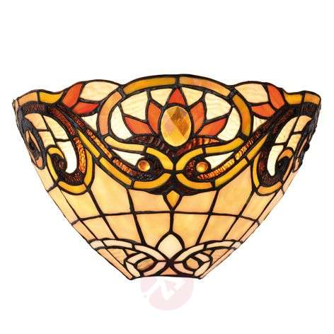 Wall lamp Evora in the Tiffany style