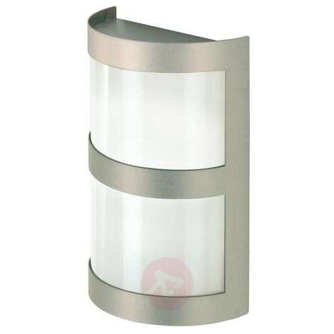 Wall lamp stainless steel - German production