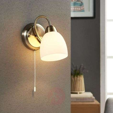 Wall light Mael with a pull switch-9620761-32