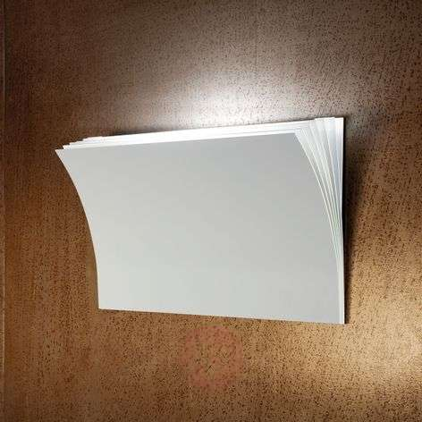 Wall light Polia with halogen lighting