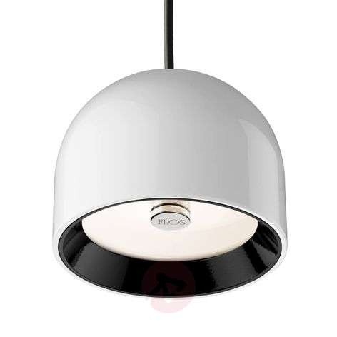 WAN S - Pendant Lamp by FLOS, white