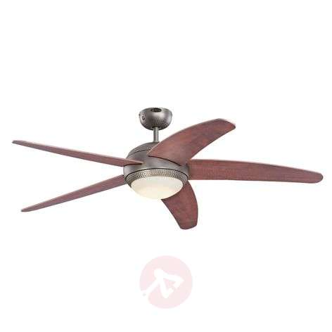 Westinghouse Bendan LED fan brown blades