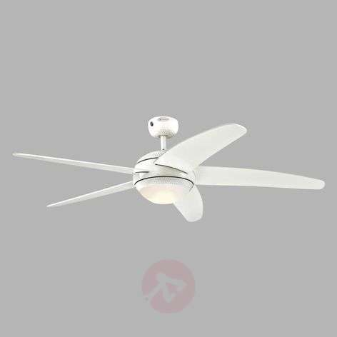Westinghouse Bendan LED fan with white blades-9602326-31