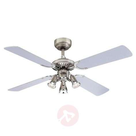 Westinghouse Princess Euro fan, silver-graphite