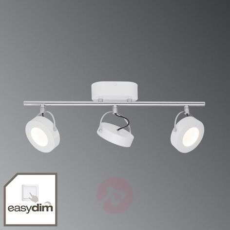 White Allora LED ceiling spotlight - EasyDim
