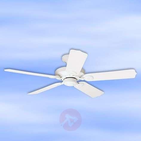 White ceiling fan Outdoor Elements IP44