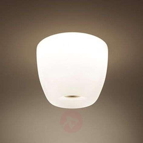 White ceiling light MARA