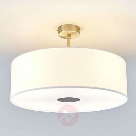White Gala LED ceiling light - made in Germany