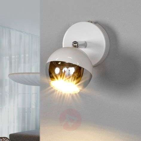 White GU10 spotlight Arvin with LED lamp-9970110-33