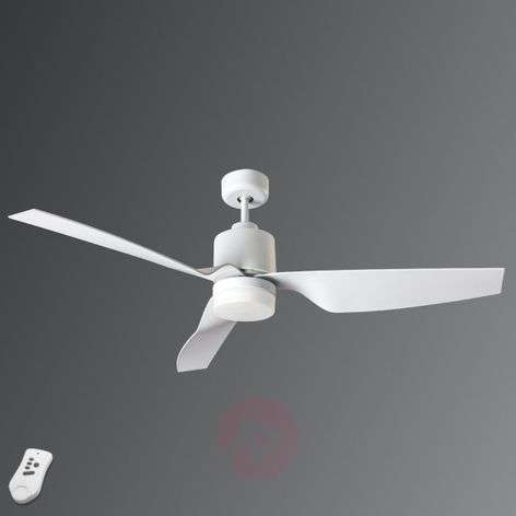 White LED ceiling fan 7152 B