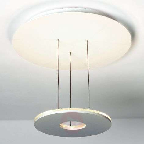 White LED light Saturn, controllable via app