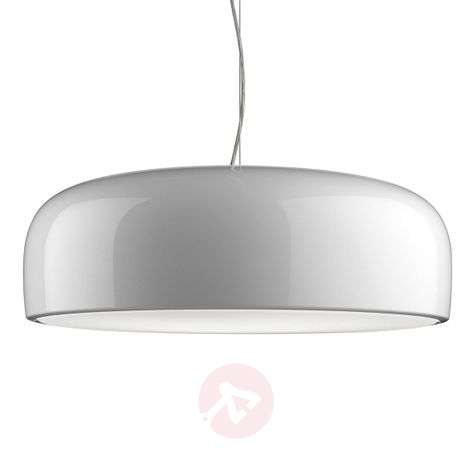 White LED pendant lamp Smithfield designed by FLOS