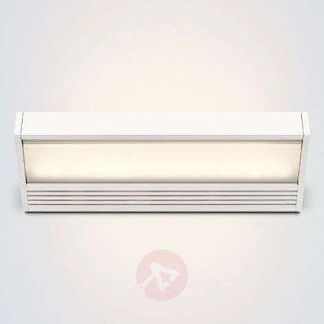 White LED wall light SML