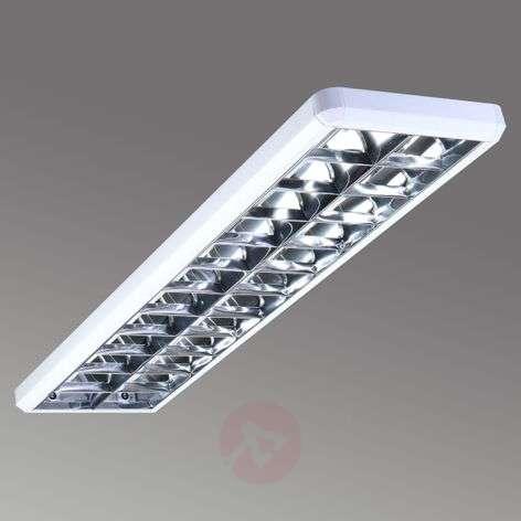 White louvre light 432