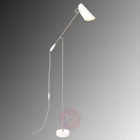 White retro floor lamp Birdy-7013050-31