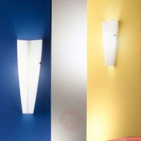 White wall light Dedalo IP44