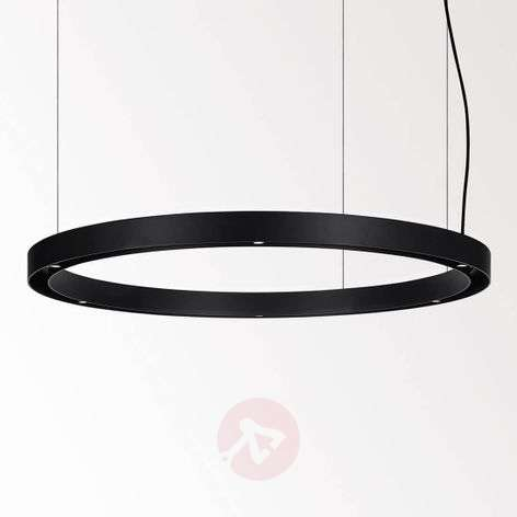Wide LED hanging lamp Super-Oh 120 cm
