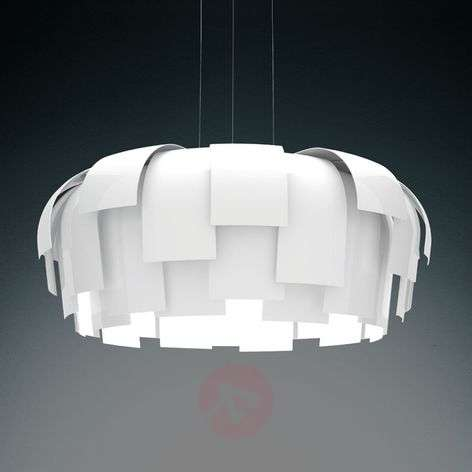 Wig - hanging light with style