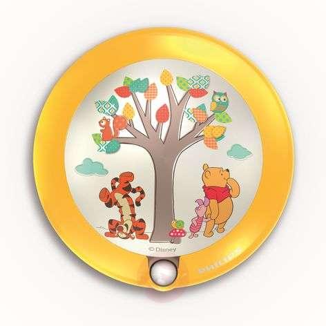 Winnie the Pooh LED night light, motion detector-7531543-31