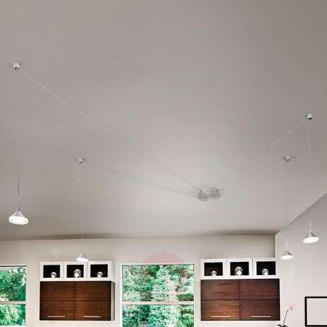 With 8 cable slots Isabella LED pendant lamp-3502632-36