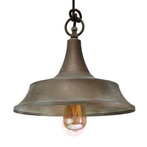 With an original look - pendant light Garza