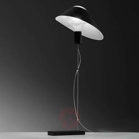 With cardboard lampshade LED table lamp Glatzkopf-5026118X-31