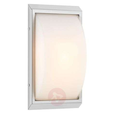 With motion sensor - outdoor wall lamp Malte