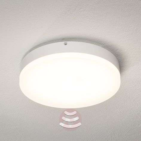 With sensor - LED ceiling lamp Office Round