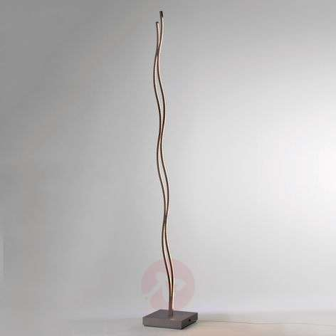 With touch dimmer - LED floor lamp Soft
