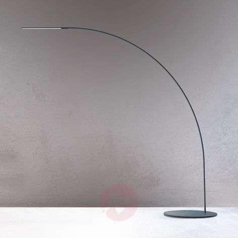Yumi - elegant designer LED arc lamp