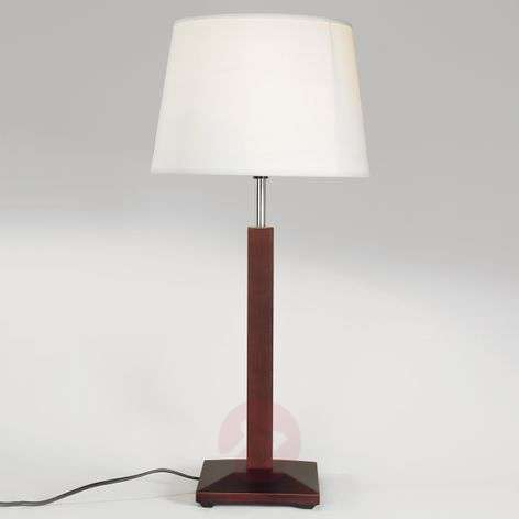 Zanzibar lt table lamp, ebony-1065023-31