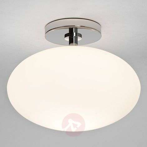 Zeppo Bathroom Ceiling Light Oval IP44