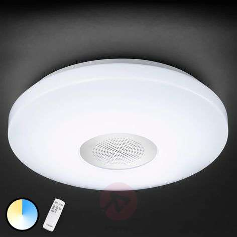 Zon ceiling light with Bluetooth speaker