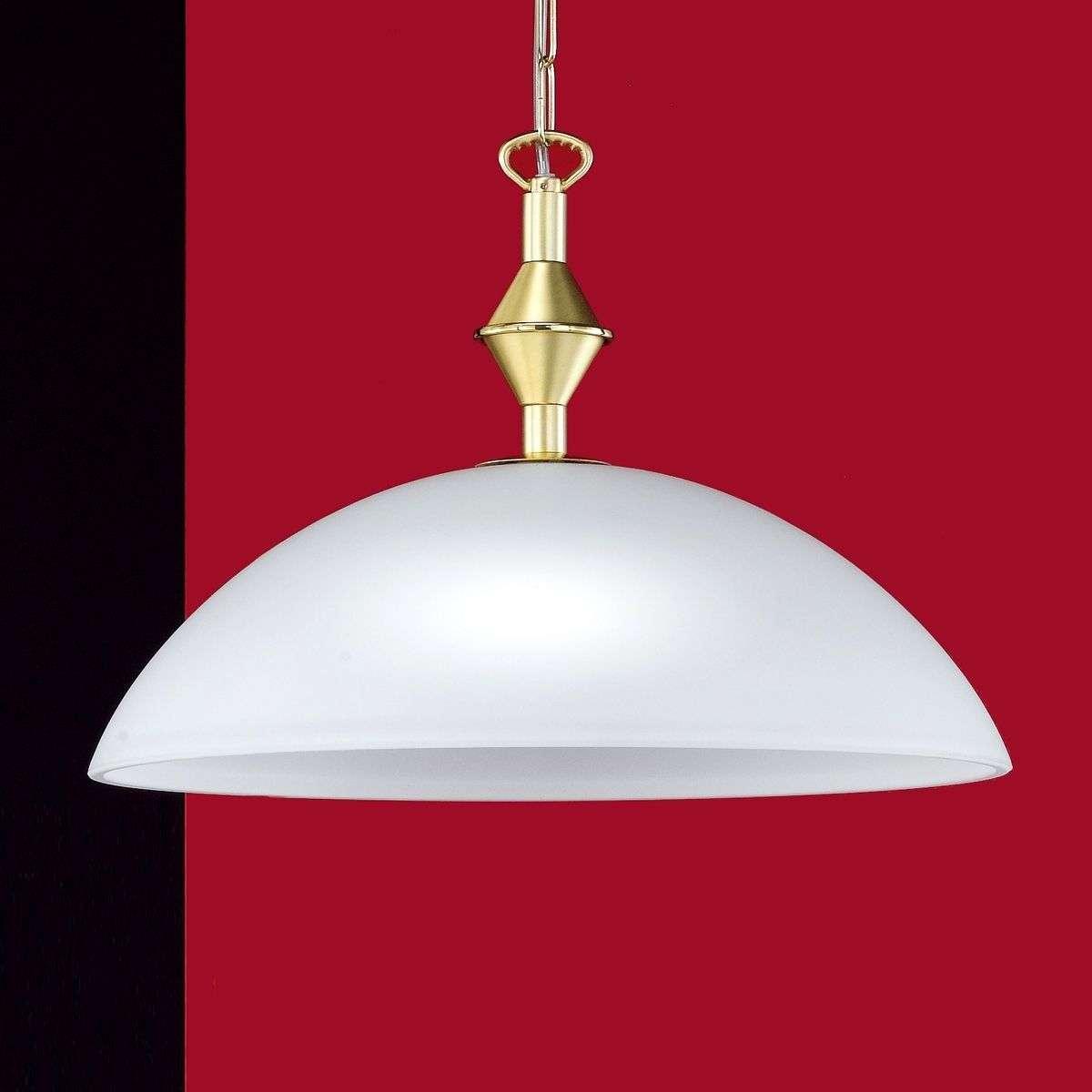 amsterdam hanging light decorative matte brass lights ie