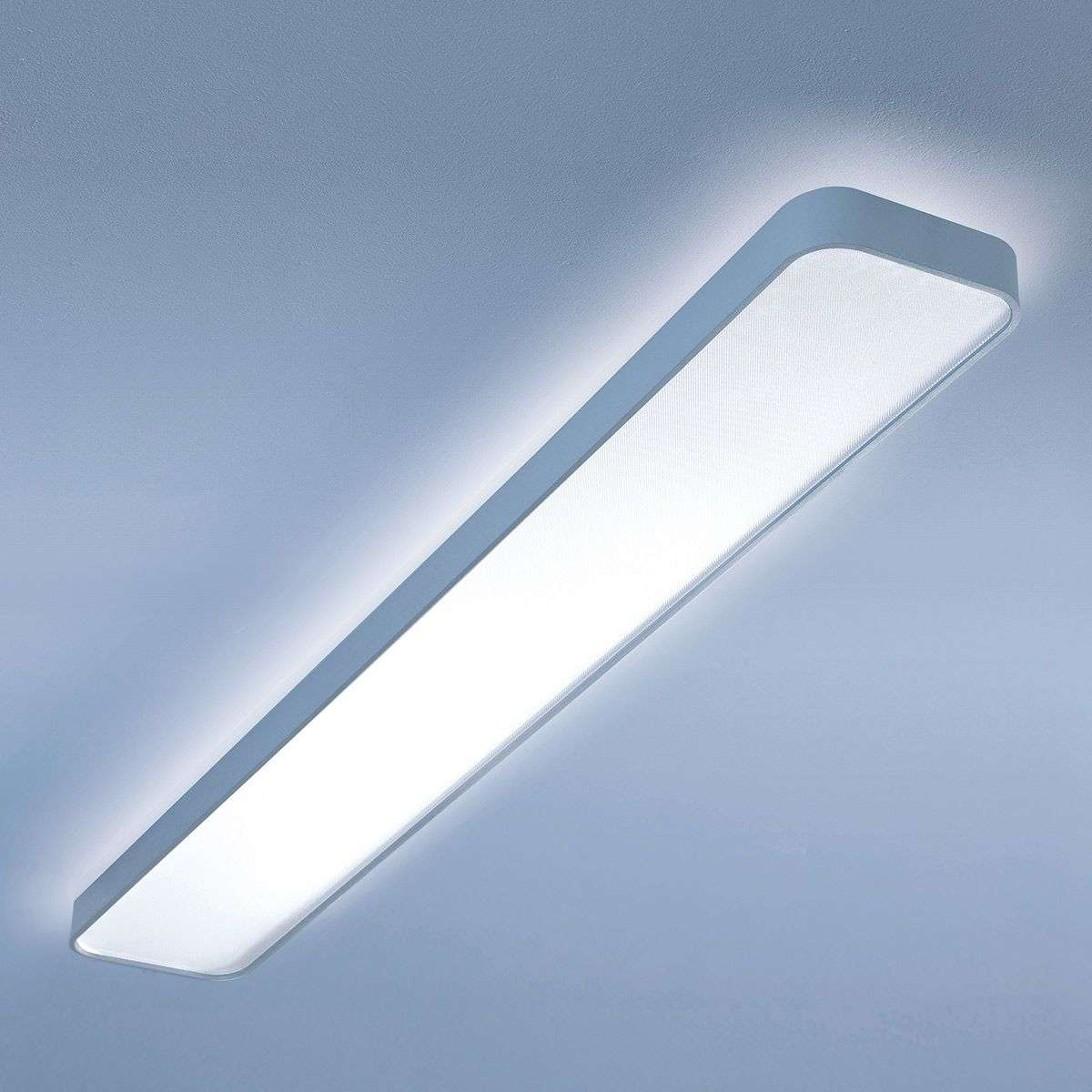 Caleo x1 long led ceiling light warm white lights caleo x1 long led ceiling light warm white 120 cm 6033485 31 arubaitofo Image collections