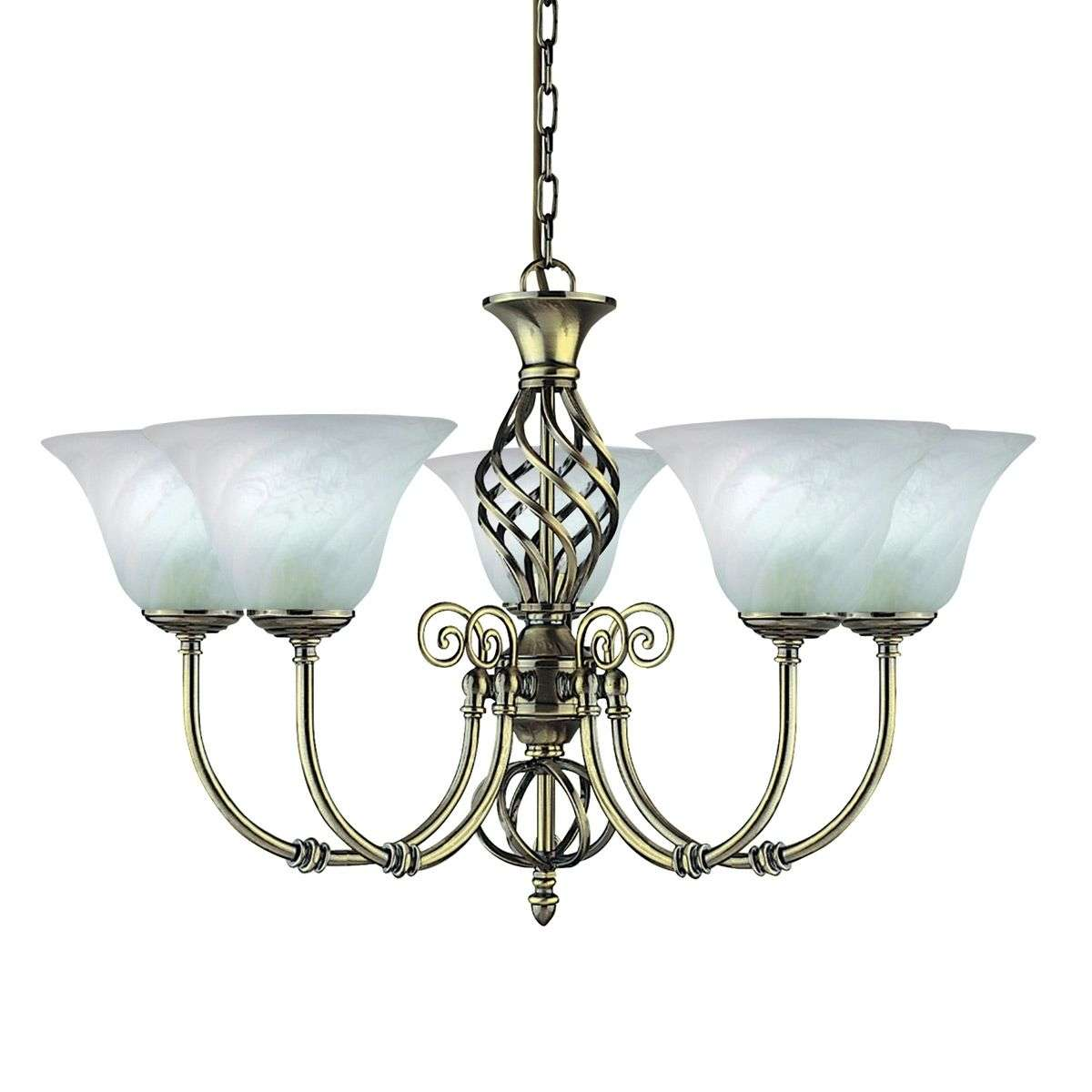 Cameroon Colonial Style Chandelier 5 Light 8570370 31