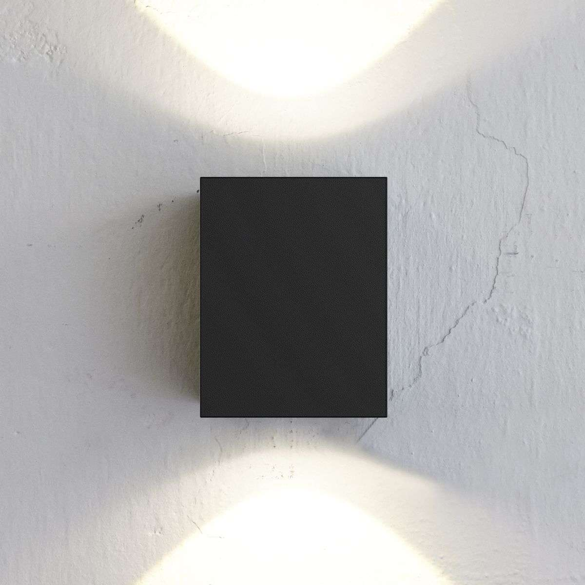 Canto kubi cube shaped led wall light lights canto kubi cube shaped led wall light 7006029 31 aloadofball Image collections