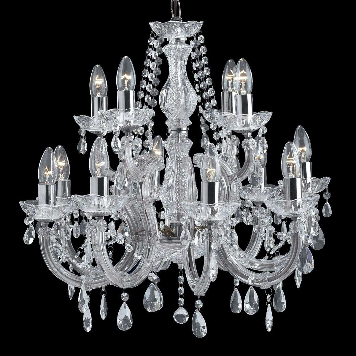 Classic marie therese chandelier 12 fl chrome lights classic marie therese chandelier 12 fl chrome 8570418 31 mozeypictures Image collections